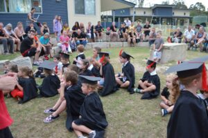 Graduation Bush Kidz Early Learning Centres Brassall and Blacksoil