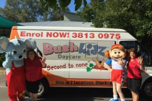 Enroll now in Bush Kidz Early Learning Centres Brassall and Blacksoil