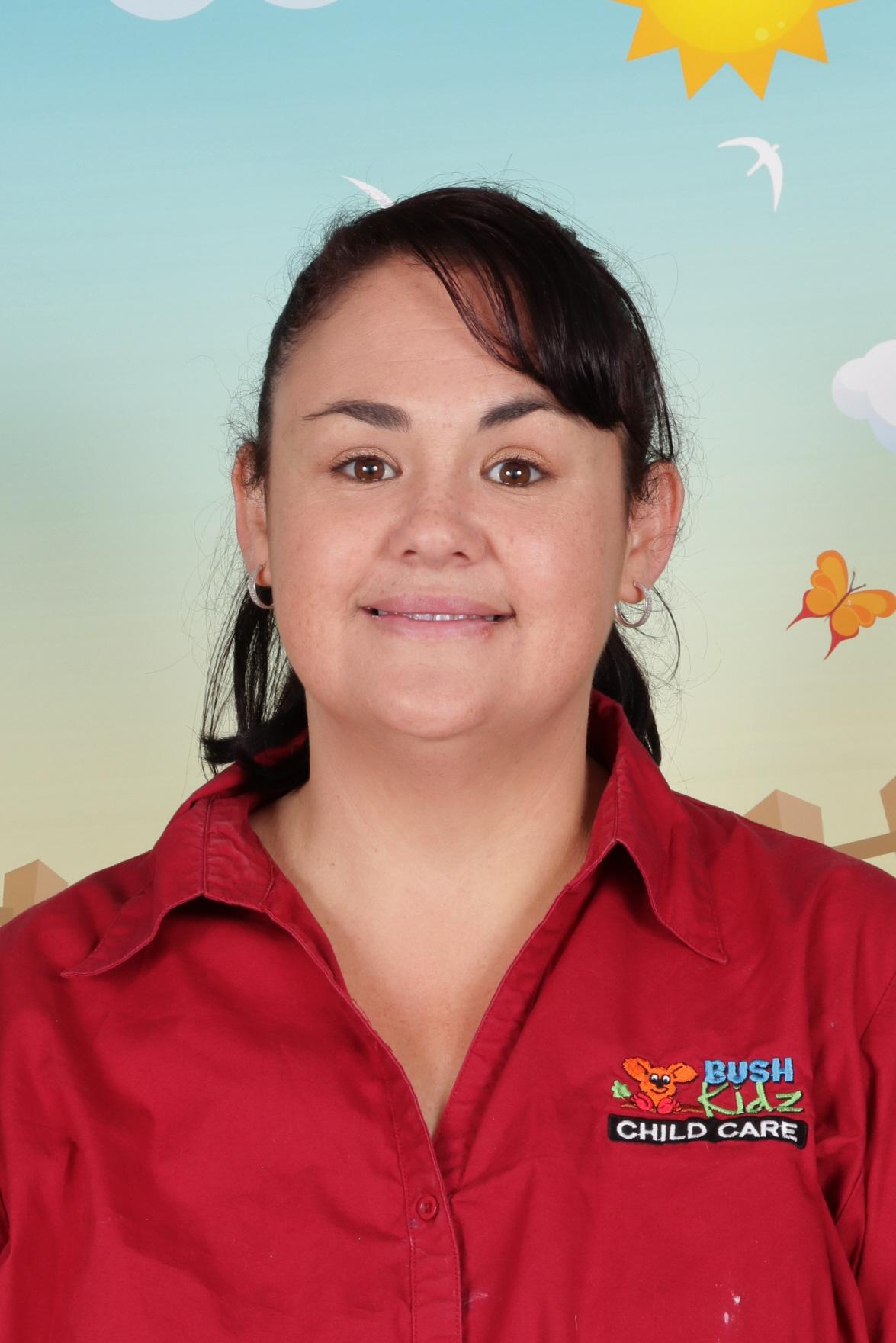 Daniels, Angela | Bush Kidz Child Care Centre Blacksoil Educator