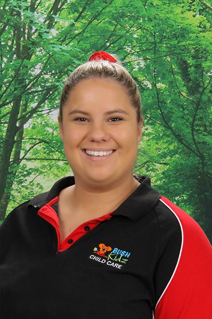 Bushkidz Child Care Centre Brassalls Miss Ainsleigh