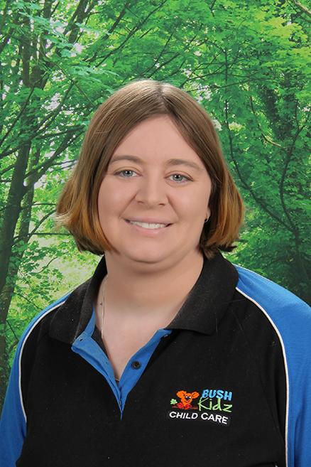 Bushkidz Child Care Centre Brassalls Miss Jamie