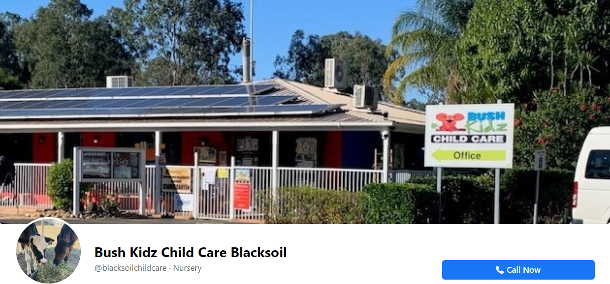 Bush Kidz Child Care Blacksoil Facebook